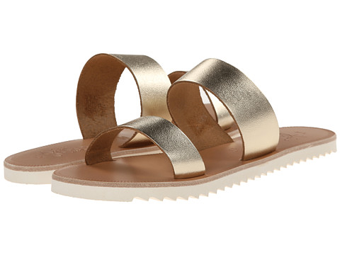 Joie - Avalon (White Gold) Women's Sandals