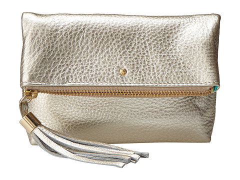 Jack Rogers - Gioia Mini (Platinum) Cross Body Handbags