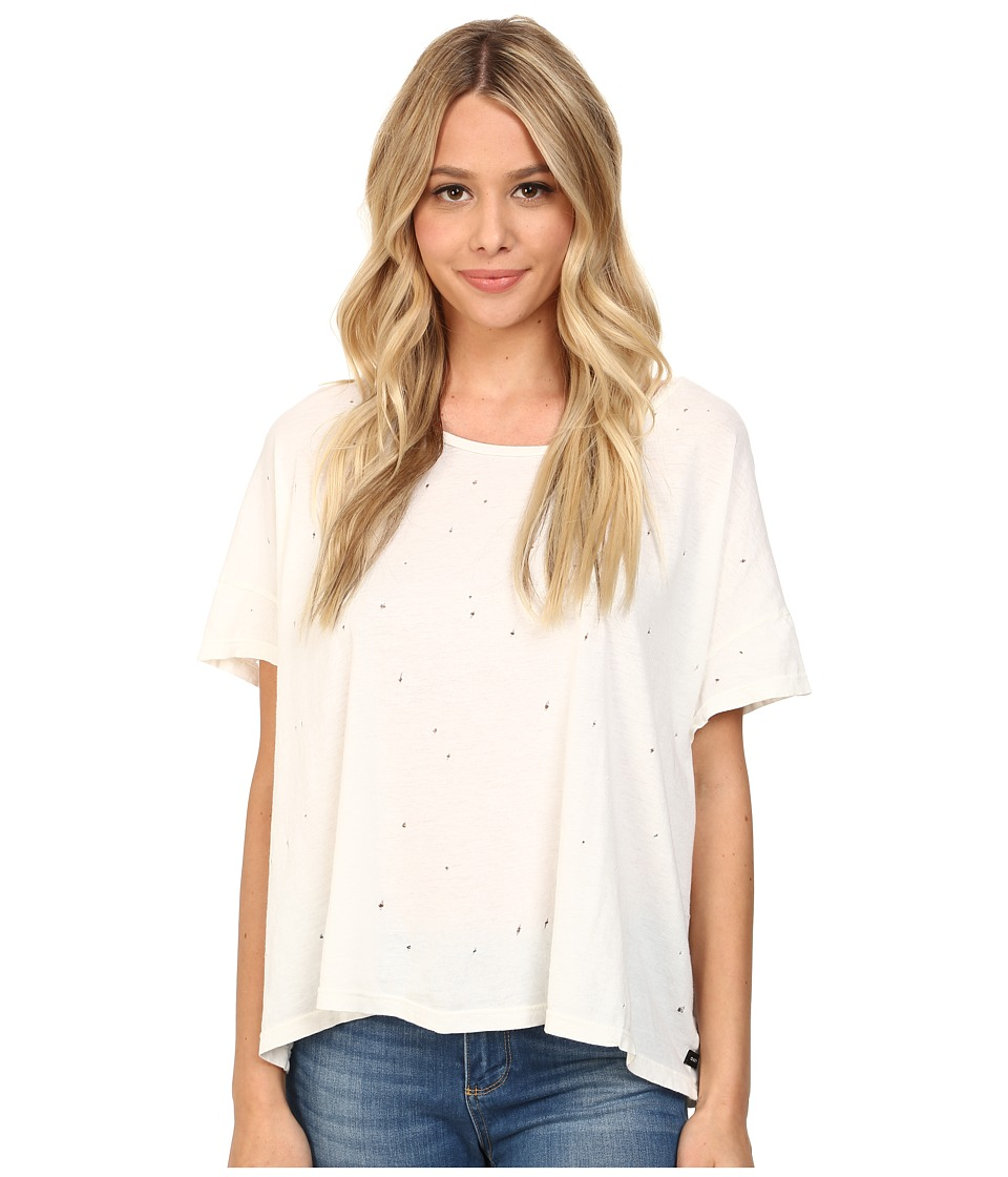 Obey Castro Tee (Cloud White) Women