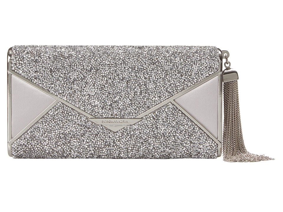 BCBGMAXAZRIA - Slone Hard Envelope Case (Crystal) Clutch Handbags