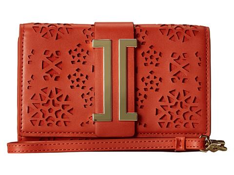 Ivanka Trump - Hudson Smart Phone Wristlet (Orange Mosaic Lasercut) Wristlet Handbags