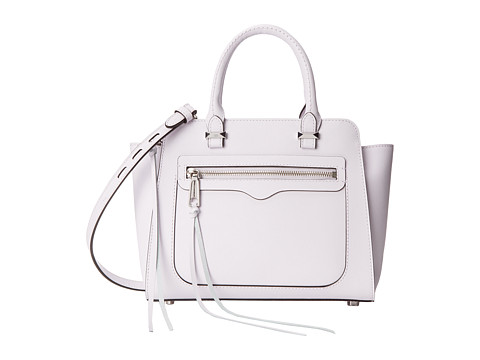 Rebecca Minkoff - Mini Avery Tote (Ice) Satchel Handbags