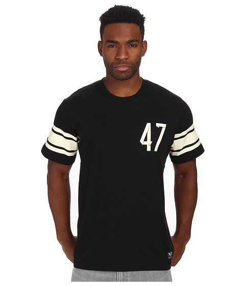 L-R-G - Short Sleeve Jersey Knit (Black) Men