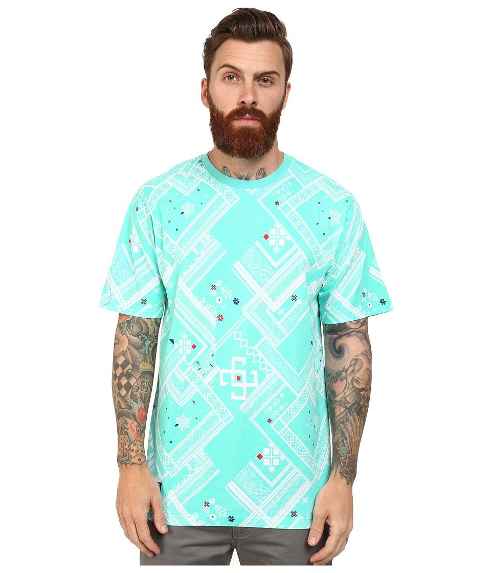 L-R-G - Gringo Knit (Sea Green) Men's Clothing