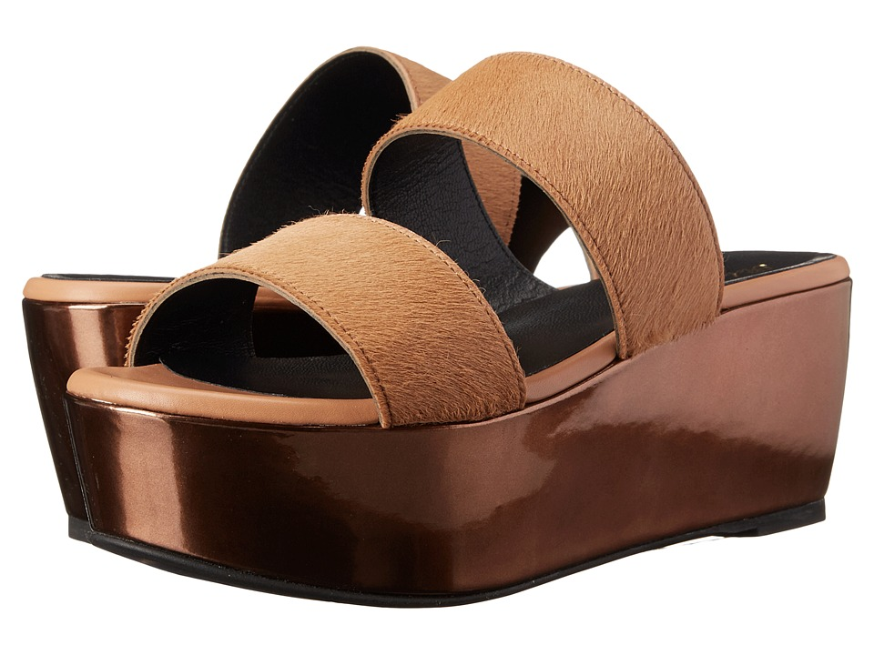 Robert Clergerie - Frazziajp (Nude Pony) Women's Sandals