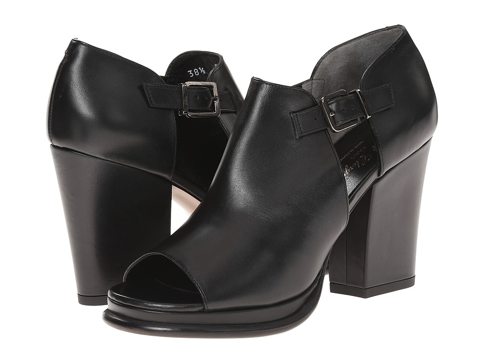Robert Clergerie - Amam (Black Calf) Women's Shoes