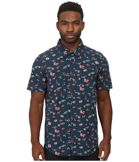 L-R-G - July 47th Shirt (Nautical Blue) Men