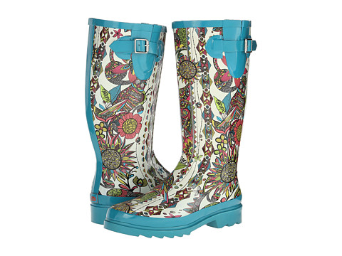 The Sak - Rhythm (Natural Spirit Desert) Women's Rain Boots