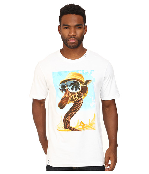 L-R-G - Mind Blown Tee (White) Men