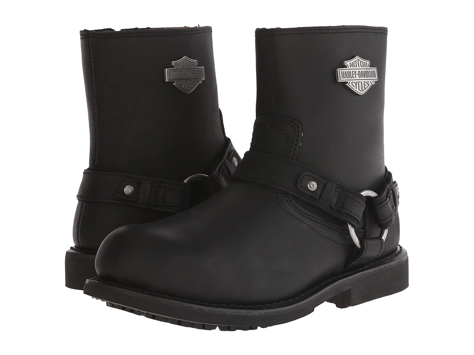 Harley-Davidson Scout Steel Toe (Black) Men