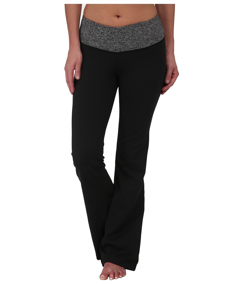 Columbia - Luminescence Boot Cut Pants (Black Spacedye) Women's Casual Pants