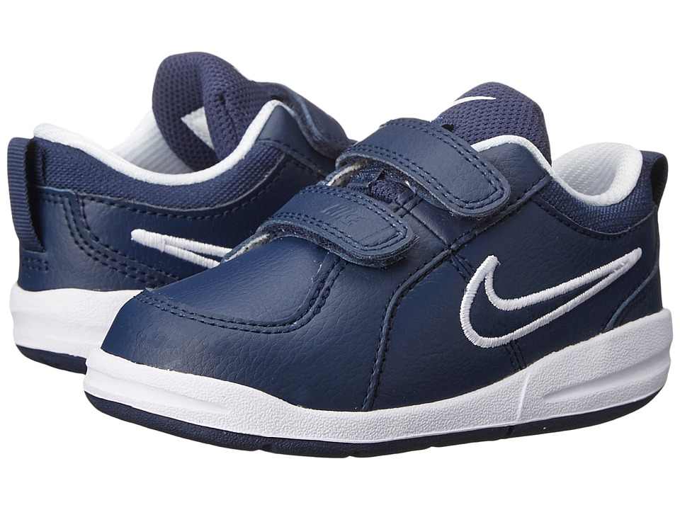 Nike Kids - Pico 4 (Infant/Toddler) (Midnight Navy/Midnight Navy) Kids Shoes