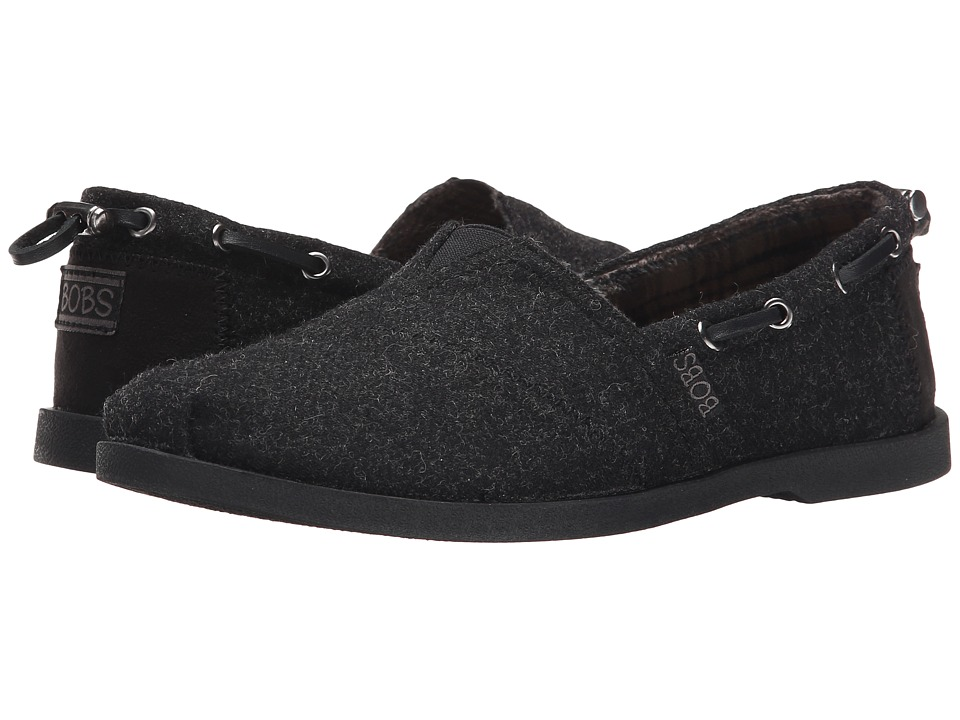 BOBS from SKECHERS Chill Luxe (Black) Women