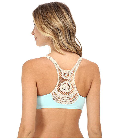 L*Space - L*Novelties Wild Child Top (Seaglass) Women's Swimwear