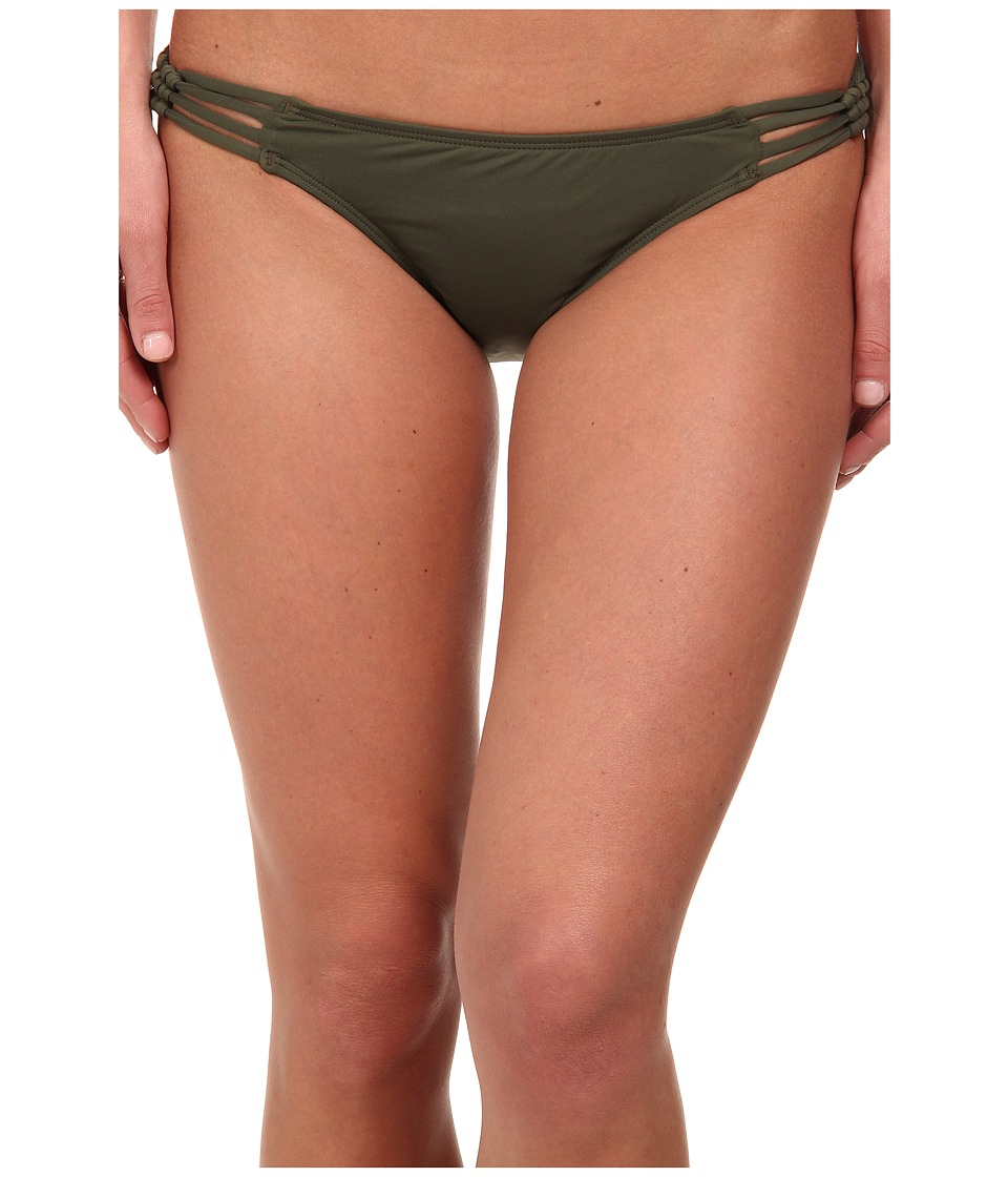 L*Space - Summer Solids Sly Bottom (Fern) Women's Swimwear