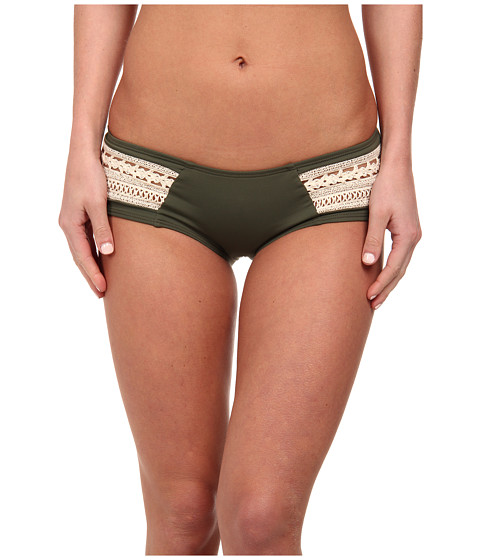 L*Space - L*Novelties Boho Bottom (Fern) Women's Swimwear