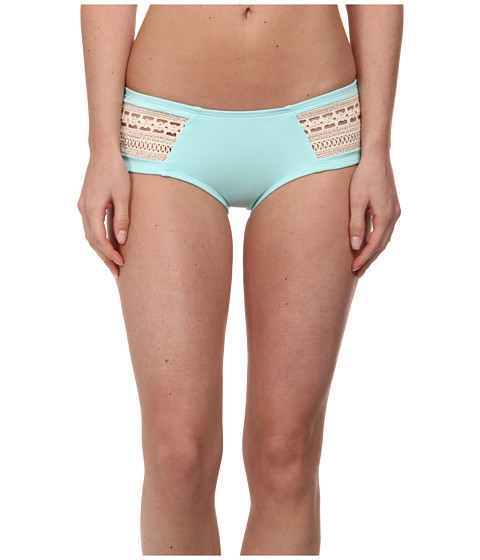 L*Space - L*Novelties Boho Bottom (Seaglass) Women's Swimwear