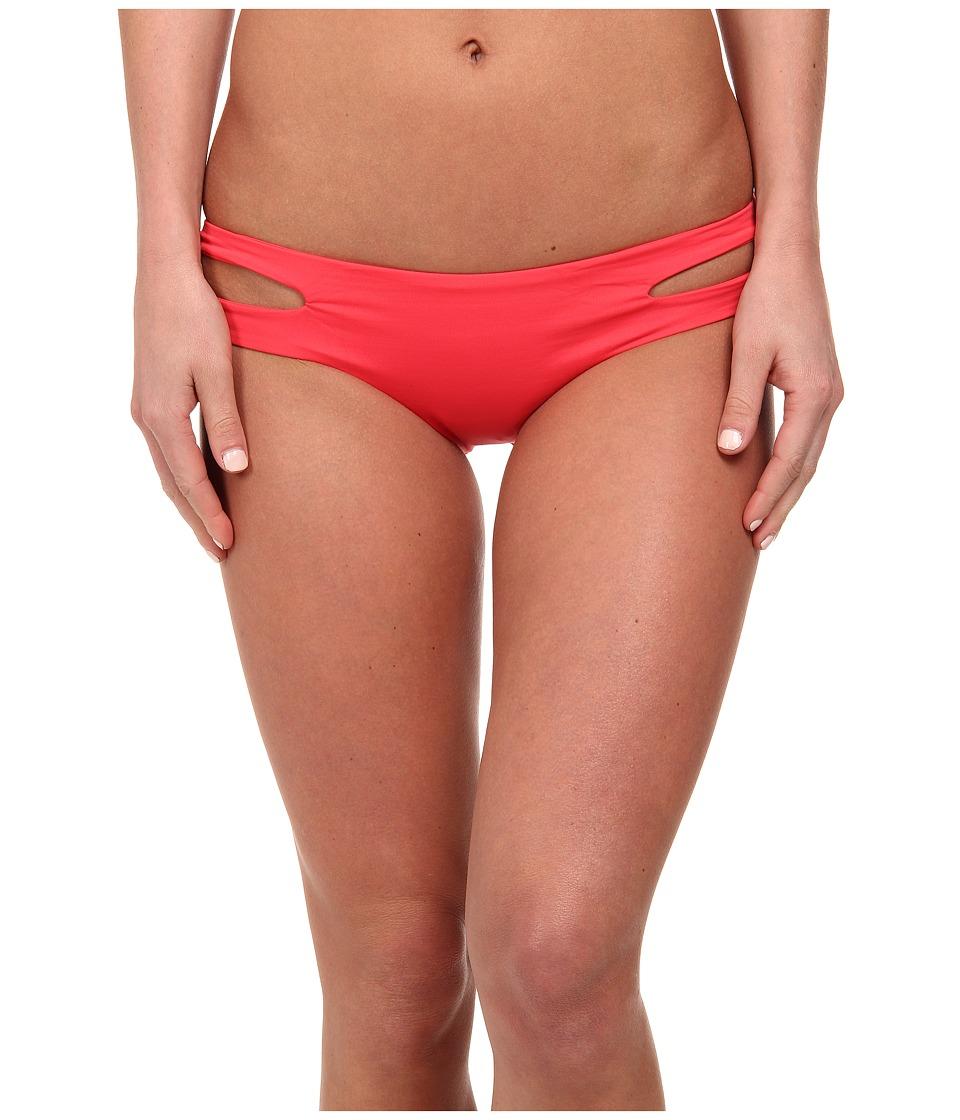 L*Space - Estella Classic Bottom (Geranium) Women's Swimwear