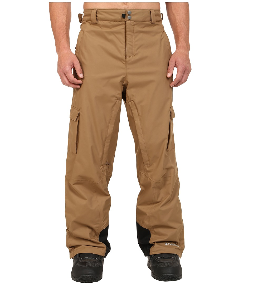 Columbia - Big Tall Ridge 2 Run II Pant (Delta) Men's Casual Pants