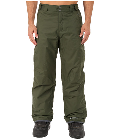 Columbia - Bugaboo II Pant (Surplus Green) Men's Outerwear