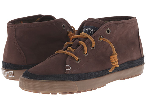 Sperry Top-Sider - Wynter Sea (Brown) Women's Lace-up Boots
