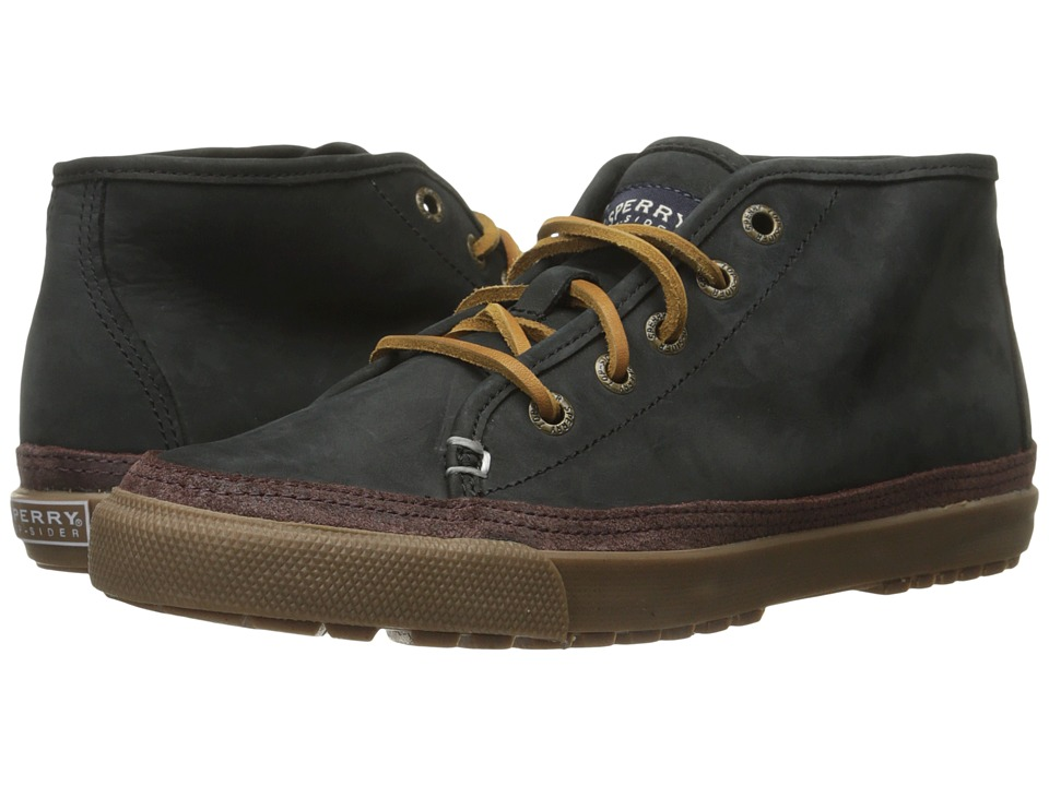 Sperry - Wynter Sea (Black) Women's Lace-up Boots