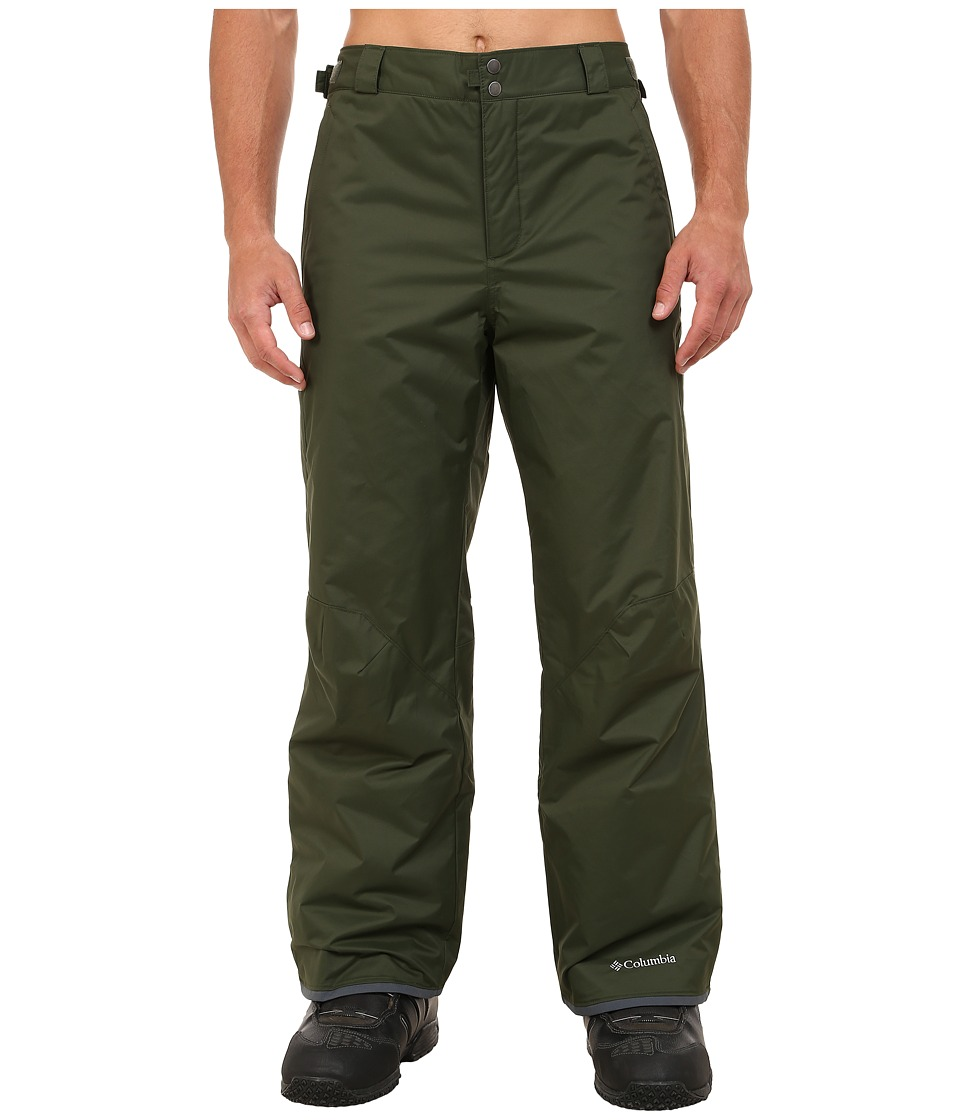 Columbia - Big Tall Bugaboo II Pant (Surplus Green) Men's Casual Pants