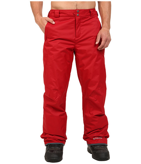 Columbia - Big Tall Bugaboo II Pant (Rocket) Men