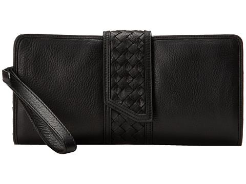 Cole Haan - Samantha Clutch (Black) Clutch Handbags