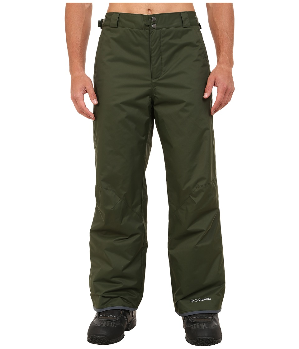 Columbia - Bugaboo II Pant - Tall (Surplus Green) Men's Outerwear