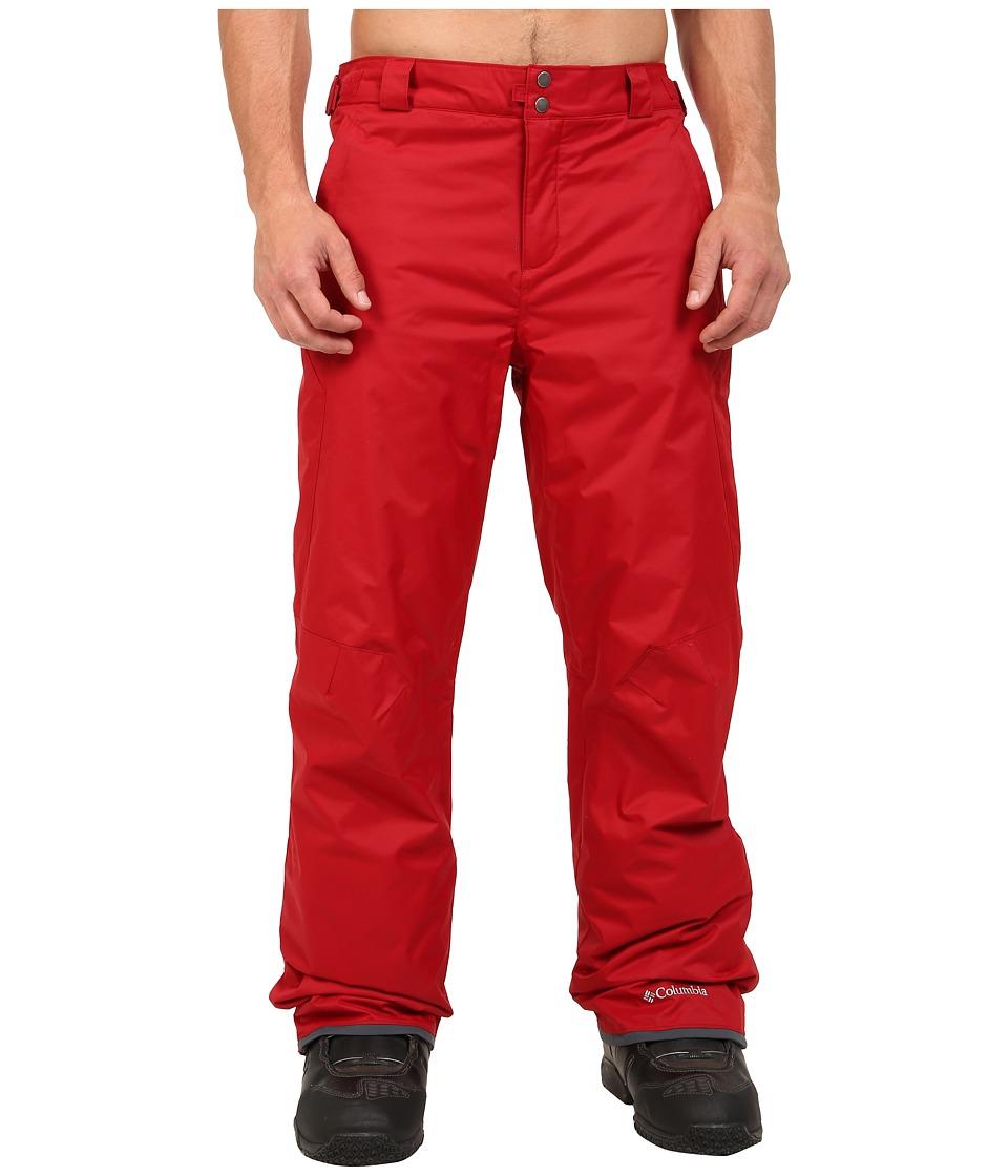 Columbia - Bugaboo II Pant - Tall (Rocket) Men's Outerwear