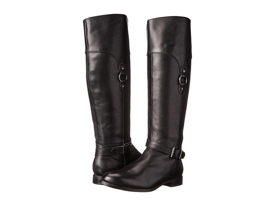 Sperry - Victory Ride (Black) Women's Zip Boots