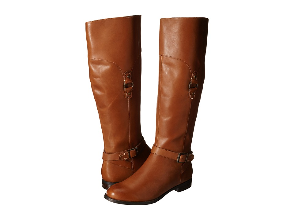 Sperry - Victory Ride (Tan) Women's Zip Boots