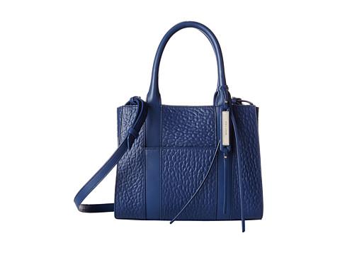 Cole Haan - Emily Mini Shopper Crossbody (Washed Indigo) Cross Body Handbags