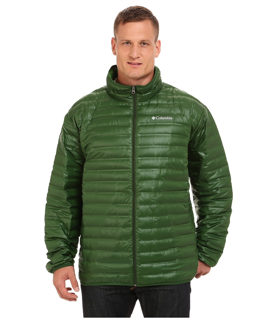 Columbia - Big Tall Flash Forward Down Jacket (Woodland) Men's Coat