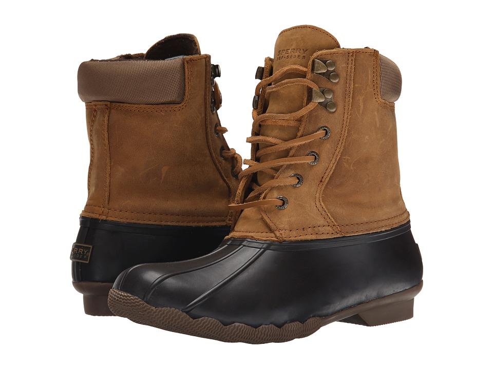 Sperry Top-Sider - Shearwater (Brown/Tan) Women's Rain Boots