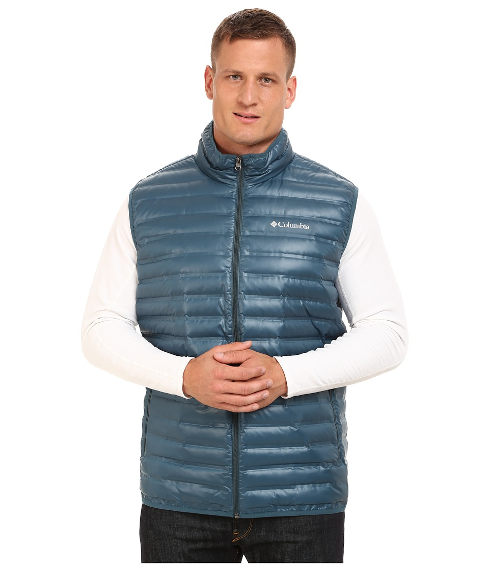 Columbia - Big Tall Flash Forward Down Vest (Everblue) Men's Vest