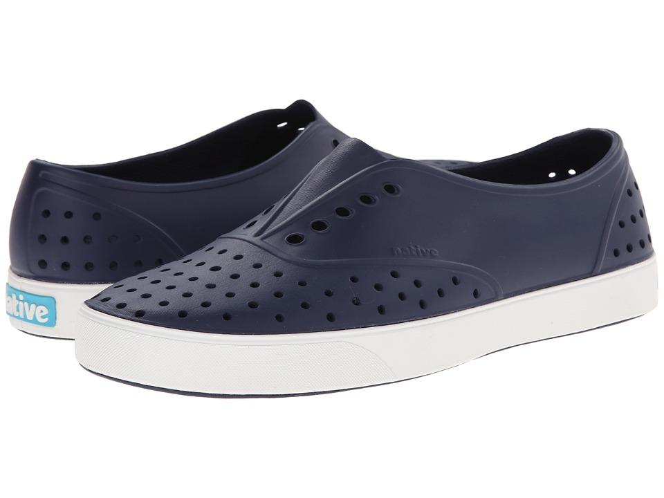 Native Shoes Miller (Regatta Blue/Shell White) Slip on Shoes