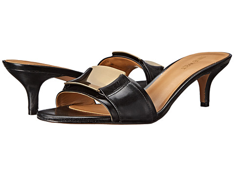 Nine West - Yacht (Black Leather) Women