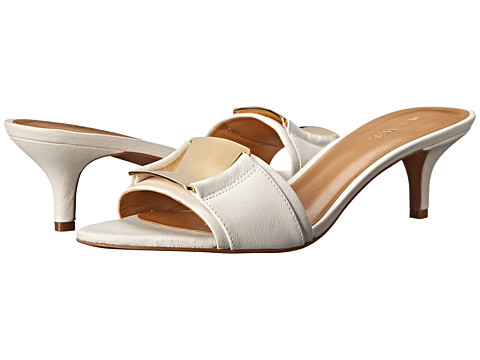 Nine West - Yacht (White Leather) Women's Shoes