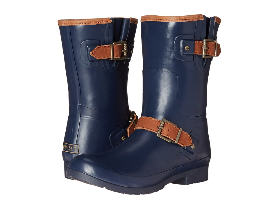 Sperry - Walker Fog (Navy) Women's Waterproof Boots