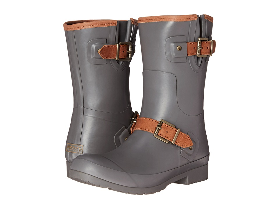 Sperry - Walker Fog (Charcoal) Women's Waterproof Boots