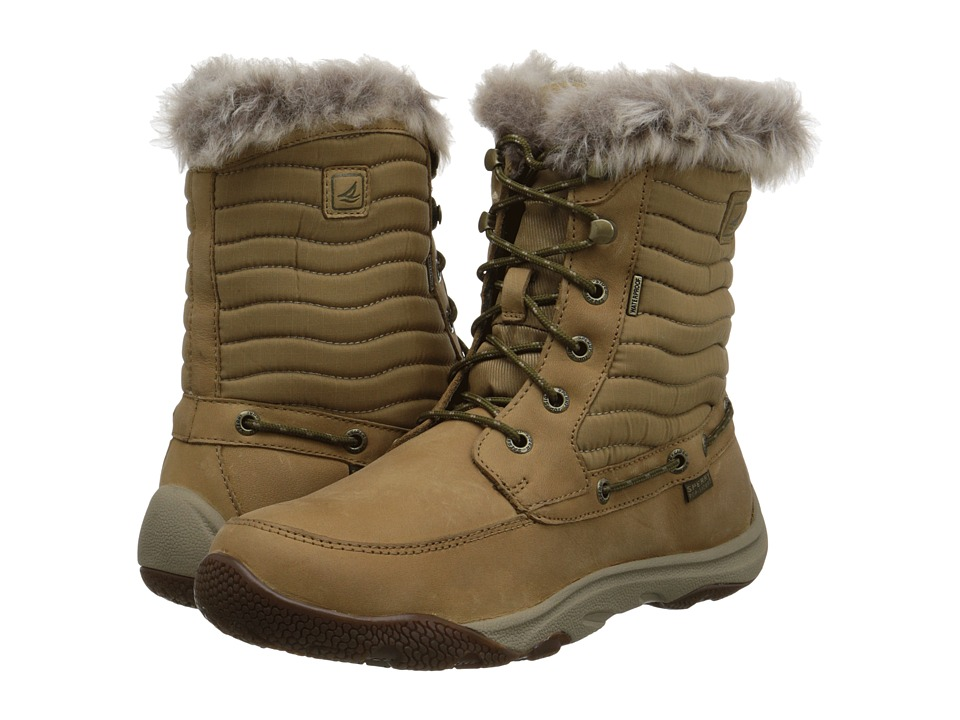 Sperry Top-Sider - Winter Harbor (Linen) Women's Cold Weather Boots