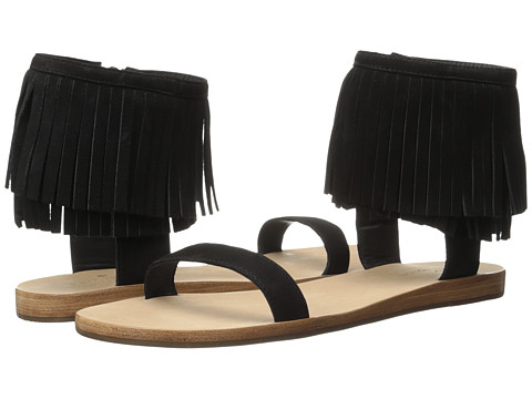 Kate Spade New York - Alex (Black Nubuck) Women's Sandals