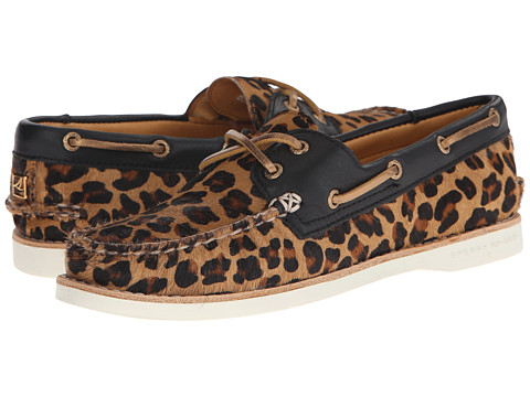 Sperry Top-Sider - Gold Cup A/O Boat Novelty (Natural) Women