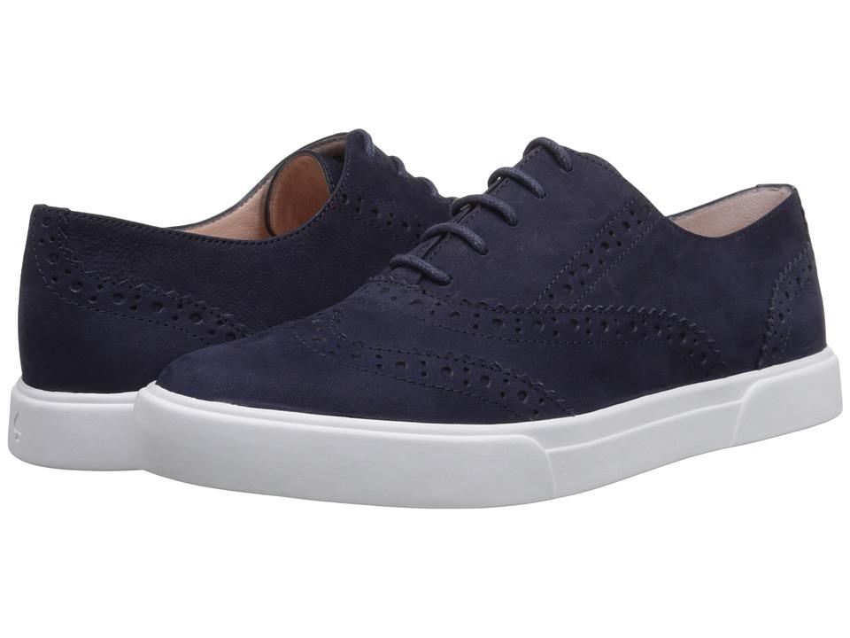 Kate Spade New York - Catlyn (Navy Nubuck) Women's Shoes