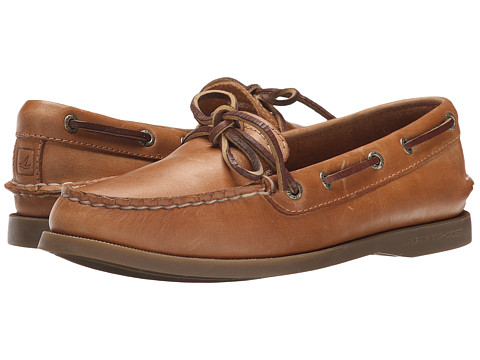 Sperry Top-Sider - A/O Kent (Sahara) Women's Slip on Shoes
