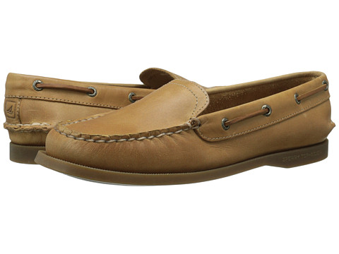 Sperry Top-Sider - A/O Milton (Sahara) Women's Slip on Shoes