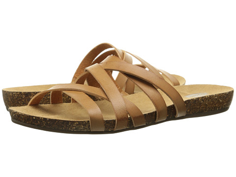 Dr. Scholl's - Ruth (Camel) Women's Sandals
