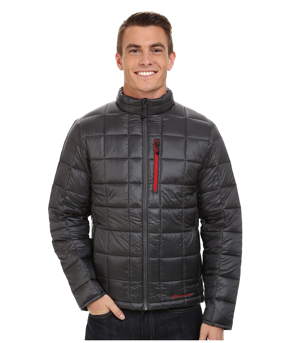 Obermeyer - Vector Insulator Jacket (Ebony) Men's Coat